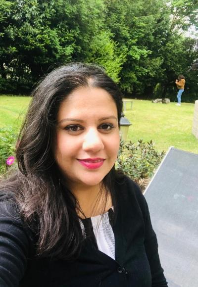 Maryam Hanif Qazi